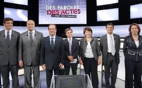 Les Primaires Socialistes | Epic pics | Scoop.it
