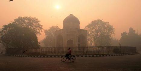 New Delhi veut tenter de purifier l'atmosphère sur ses grands carrefours | Géopolitique de l'Asie | Scoop.it