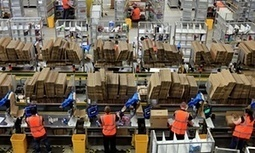 Amazon 'regime' making British staff physically and mentally ill, says union   Time and Motion - Re-defining Working Life   Scoop.it
