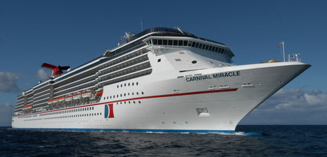 Carnival Miracle to Receive Funship 2.0 Enhancements In Spring 2015 | Cruise Travel | Scoop.it