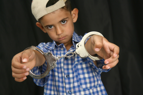 Handcuffing and Interrogating a 7-Year-Old? The Police State Crashes Into America's Schools | school-to-prison pipeline | Scoop.it