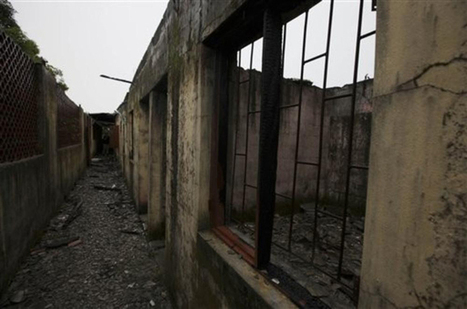 Waiting endlessly on Nigeria's death row | MacPhail Human Rights | Scoop.it