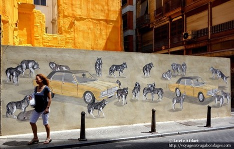 Photo-diary #6: Street art and people | Voyages et vagabondages | World of Street & Outdoor Arts | Scoop.it