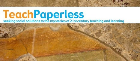 TeachPaperless: A Digital Textbook Should be More Than A Textbook | 9th grade Writing | Scoop.it