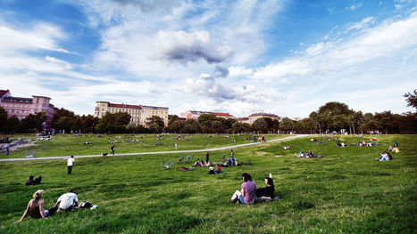 All About Living With Life: Unhappy? Move Near A Park | All About Happiness | Scoop.it