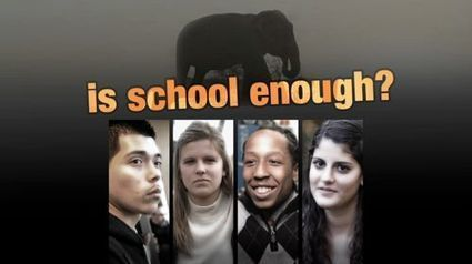 Is School Enough?: Forthcoming PBS Documentary - Henry Jenkins | Creative solutions for education disadvantage | Scoop.it