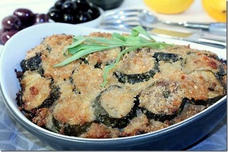 Gratin de courgettes | Les recette de les joyaux de sherazade | Scoop.it