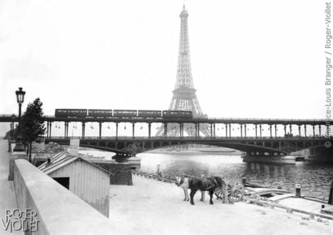 Les photos de la construction du métro Parisien ! - Les Petits Frenchies | Apprendre le français Bachillerato | Scoop.it