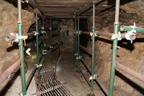 Rachel Cotterill: Tunnel of Eupalinos, Samos | Samos | Scoop.it