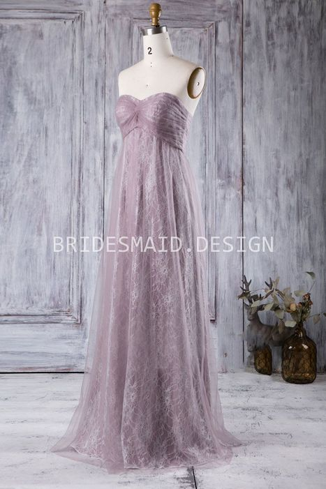 Strapless Bridesmaid Dresses | Shop Strapless Bridal Party Gowns - Bridesmaid.Design | Bridesmaid Wedding Gowns | Scoop.it