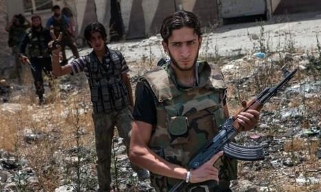 L'esercito siriano sta gasando i civili in Siria? - Panorama | Notizie dalla Siria | Scoop.it