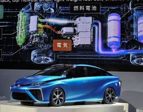 Toyota Fuel Cell car to be priced at Rs 42 lakh | Latest Hindi News | Scoop.it