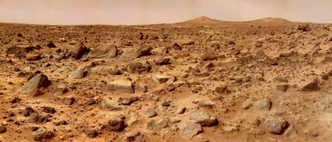 Going to Mars is (relatively) easy; coming back is where it gets tricky | Technology for the Modern Educator | Scoop.it