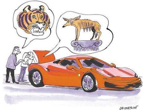 Pourquoi l'Italie a besoin de mettre un tigre dans son moteur | Seen from abroad... | Scoop.it