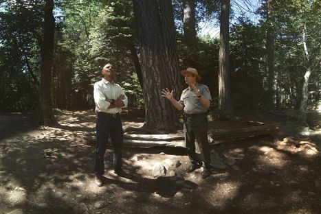 Tour Yosemite in virtual reality with Barack Obama | Digital Transformation of Businesses | Scoop.it