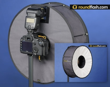 RoundFlash, A Ring-Flash and Soft-Box in One | Inspiring brand content & the web | Scoop.it