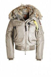 Parajumpers Masterpiece Gobi Woman's Jacket In Sand | winter wear | Scoop.it