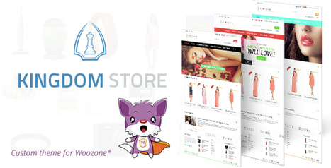 Kingdom - Woocommerce Amazon Affiliates Theme (WooCommerce) Download   Wordpress Themes Download   Scoop.it