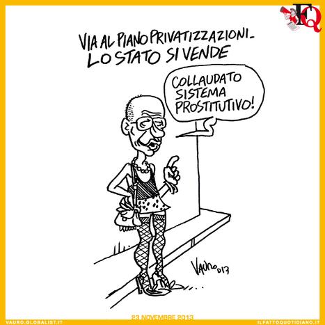 Le privatizzazioni senza memoria | PaginaUno - Società | Scoop.it