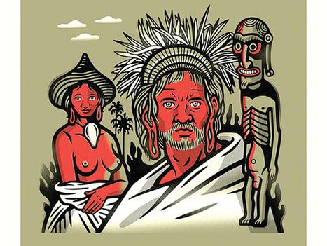 Dr. Alderete ofrece una narración visual sobre la cultura Rapa Nui | Excelsior | Kiosque du monde : Océanie | Scoop.it