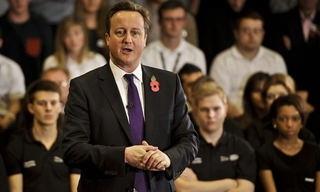 David Cameron makes veiled threat to media over NSA and GCHQ leaks | Cyber rebels | Scoop.it