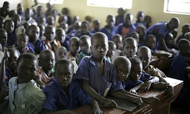 Counting the cost of universal primary education | International aid trends from a Belgian perspective | Scoop.it