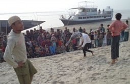 1st phase of 'Dolphin Yatra' completed in Brahmaputra River | Aaranyak blog | Green Calling | Scoop.it
