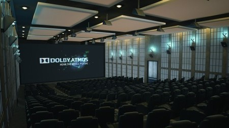 Dolby Atmos: Movie sound takes to the 3D stage in Cinemas | GizMag.com | Surfing the Broadband Bit Stream | Scoop.it