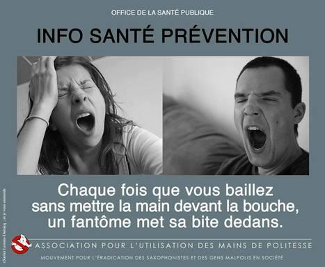 Association pour l'utilisation des mains de politesse | Mauvais Goût | Scoop.it