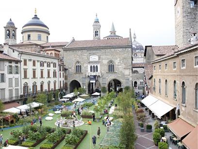 Si terrà a Bergamo dal 7 al 22 settembre la manifestazione internazionale I maestri del Paesaggio   Architecture & Gardens   Scoop.it