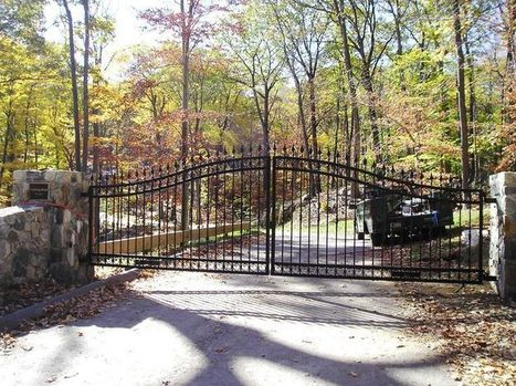 Iron Gates   Porter Doors   Scoop.it