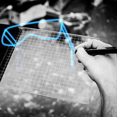 Gravity tablet combines VIRTUAL and Augmented Reality for 3D sketching | Machines Pensantes | Scoop.it