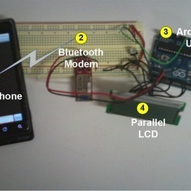 Android talks to Arduino   Arduino in the Classroom   Scoop.it