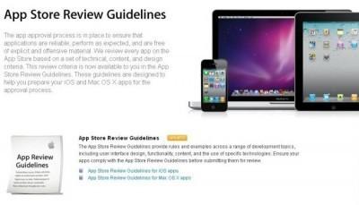 App Store : Apple durcit les conditions de validation des apps   Actu Apple   Scoop.it