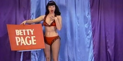 The 'Illegal' Bettie Page Photos We Almost Never Saw (NSFW) | WOW Factor | Scoop.it