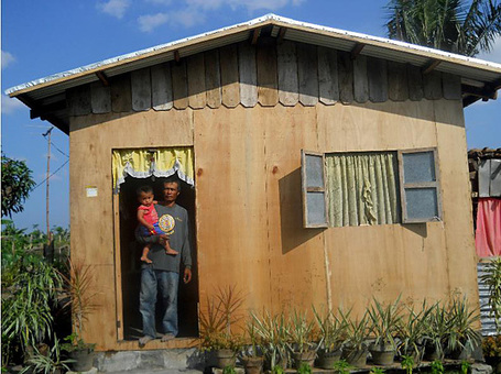 New Homes for Thousands of Typhoon Survivors in Philippines | CRS ... | Hurricanes | Scoop.it