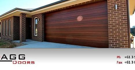 Garage Door Repairs in Melbourne | B&D garage doors | B&D  garage door types | Garage Door Repairs | Scoop.it