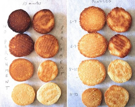 Tip: The Secret to Baking Perfectly Browned Cookies Every Time ... | Baking | Scoop.it