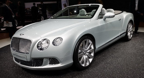 Luxury Cars 2012 | latest cars | Scoop.it