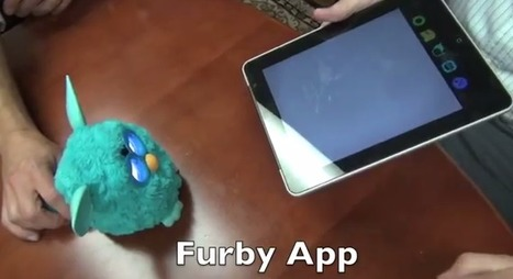 MediaPost Publications Furby Is Back...And All App-ed Up 08/06/2012 | A Cultural History of Advertising | Scoop.it