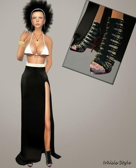 IRKISIS STYLE: Mohna Lisa Couture - BSD Design Studio - Rockberry - Elemental - Solidea Folies - Zinner Shapes   Irkisis Style   Scoop.it