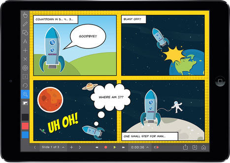 Explain Everything & Book Creator part 3 | iPads in High School | Scoop.it