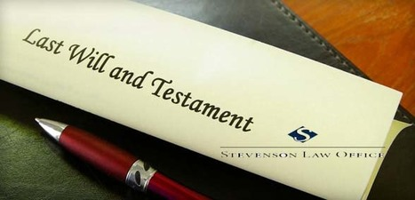 Estate Planning And Probate Attorneys | Good Estate Planning by Steven Son Law Office | Scoop.it