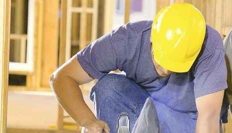 Youth jobs slump: Drop in apprenticeships due to building slowdown - Sunraysia Daily | TAFE in Victoria | Scoop.it