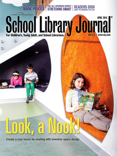School Library Journal   The world's largest reviewer of books, multimedia, and technology for children and teens   Personal Learning Network   Scoop.it