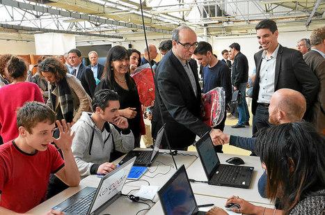 Kercode.  L'école du numérique inaugurée | Metiers Internet | Scoop.it