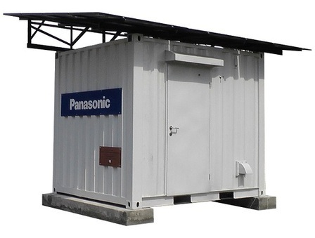 Panasonic's Power Supply Container brings electricity to remote Indonesian islands | Digital Sustainability | Scoop.it
