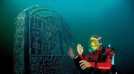 Sunken Cities: Egypt's Lost Worlds | London Life | Scoop.it