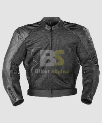 Armored Guard Mens Leather Jacket perfect for safety riding. | Biker Style | Scoop.it