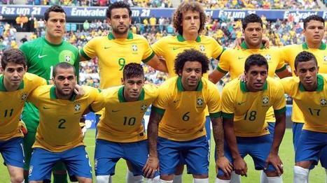 Die Seleção vor WM und Confederations Cup - International - Fußball - sportschau.de | WM | Scoop.it